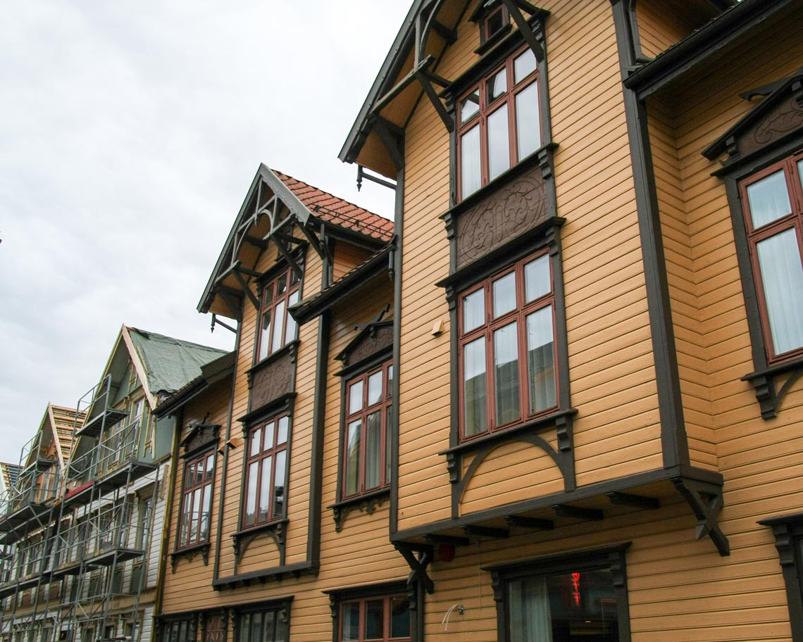 Byggfornyelse av Gran Hotell Egersund