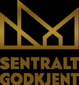 Sentralgodkjenning logo
