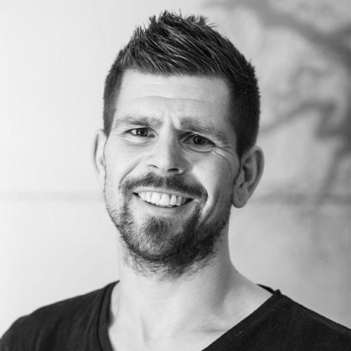 Portrett Alf Våland - Gann Tre