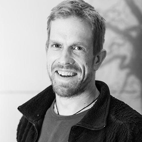 Portrett Marius Hegelstad - Gann Tre
