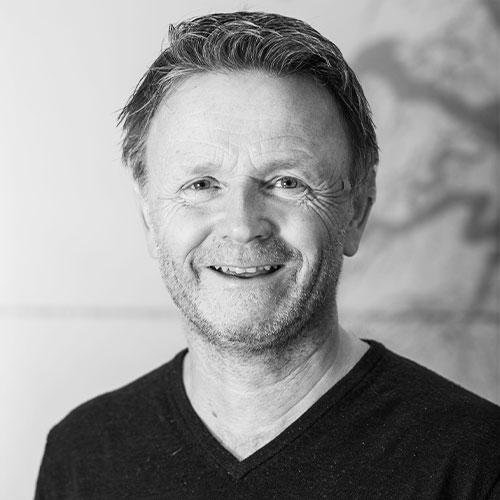 Portrett Skjalg Espedal - Gann Tre